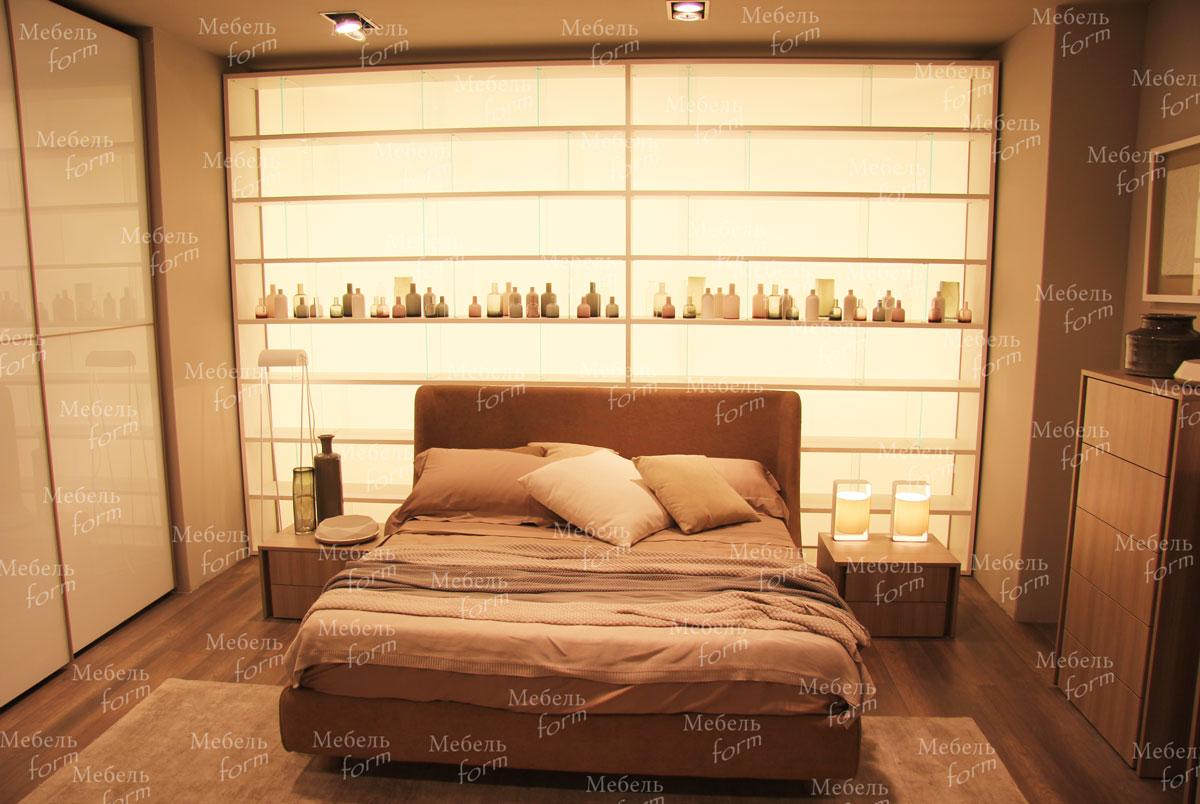 спальня песочного цвета спальни на заказ в минске
